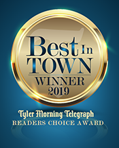 Best In Town Winner 2019 - Tyler Morning Telegraph